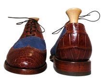 Load image into Gallery viewer, (TEMP) Shoes Cognac, Chocolate