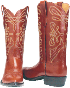 """The Classic"" Genuine Italian Calf Handmade Boot"