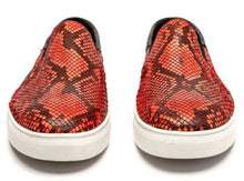 Load image into Gallery viewer, Genuine Python & Calf Sneakers
