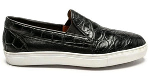 Ready To Wear Genuine American Alligator & Calf Sneakers 9D
