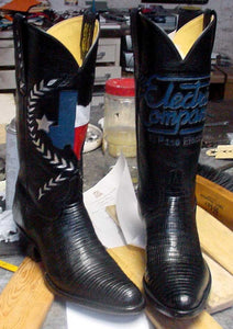 EP Electric Custom Boots