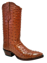Load image into Gallery viewer, Genuine South African Full Quill, Full Ostrich Handmade Boots
