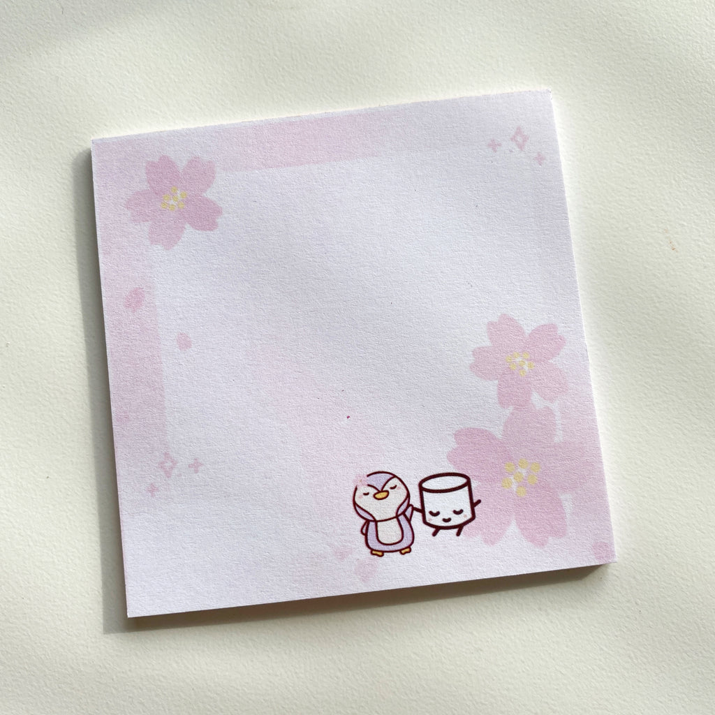 Toto & Maru | Paper Kuma Co x Paper and Milk | Notepads