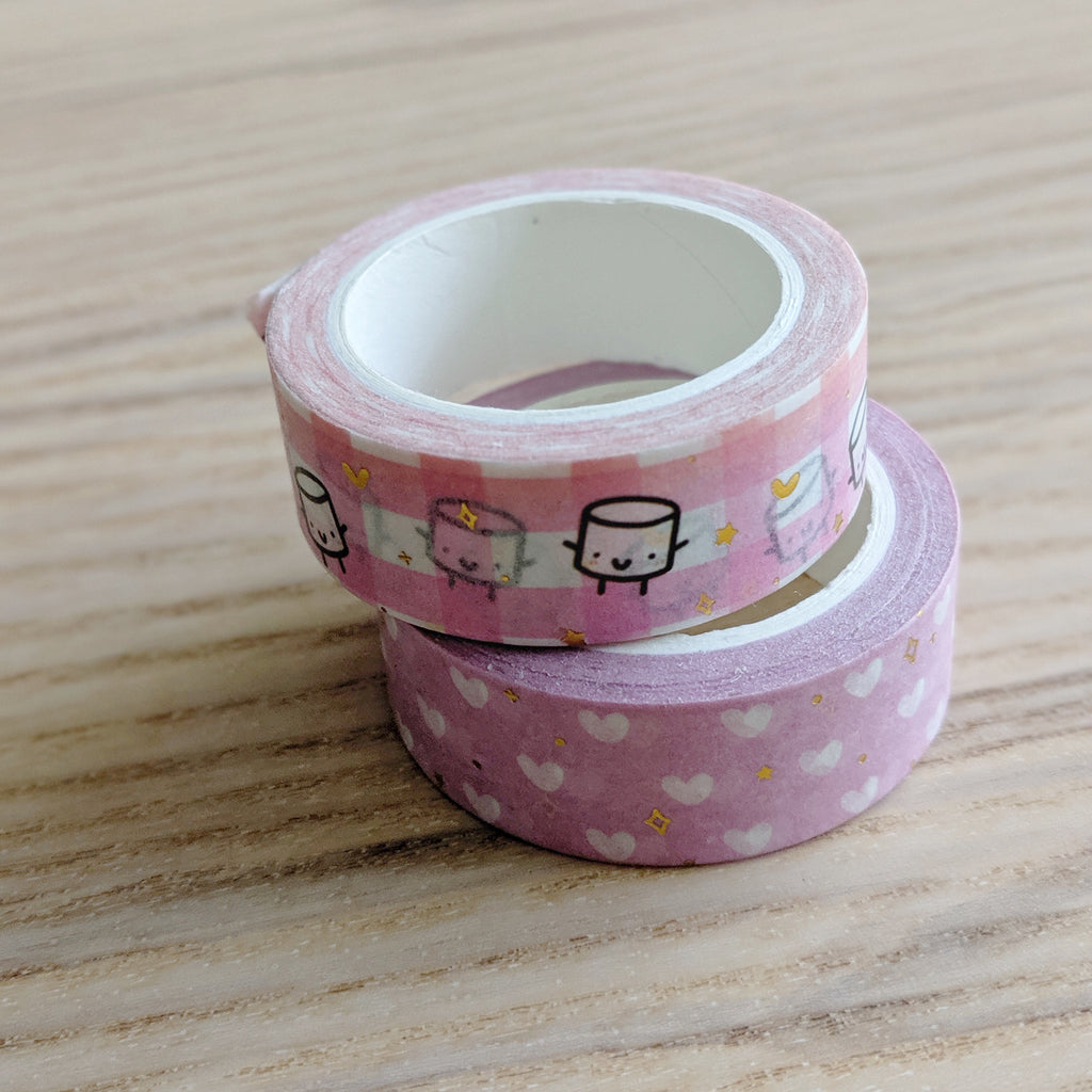 Maru Pink Set | Washi Tape