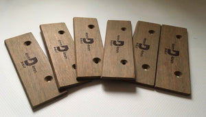 ipe wood nanocrimps 4mm 4 mils 4 millimeter crimps