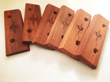 padauk wood crimps