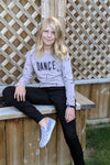 Dance Long Sleeve Top