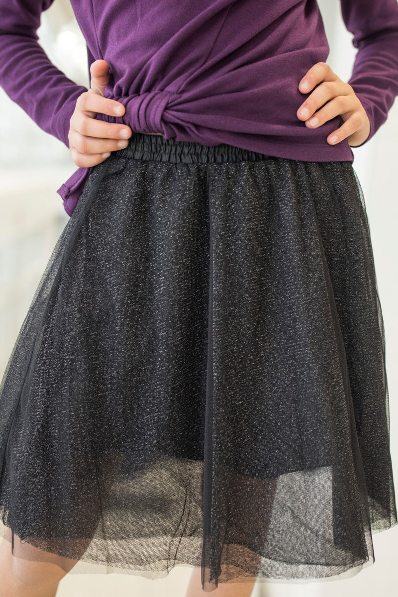 Sparkle Holiday Skirt