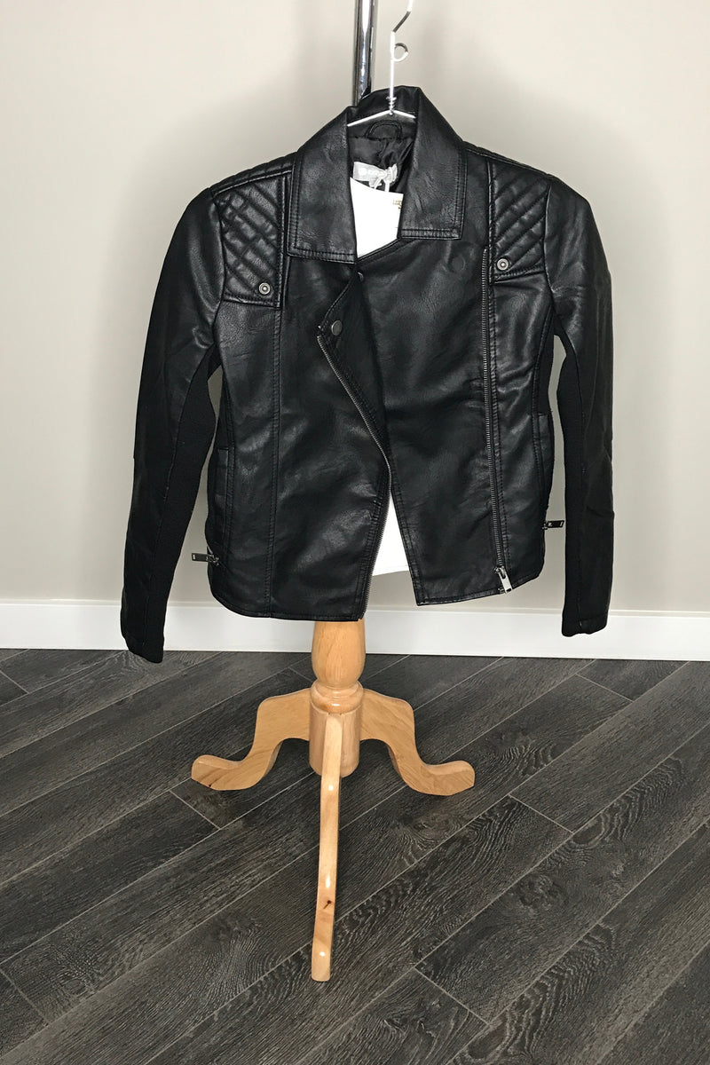 Lonewolf Vegan Leather Jacket