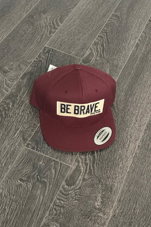 Be Brave Hat