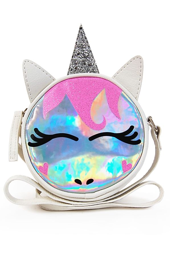 Unicorn Hologram Crossbody