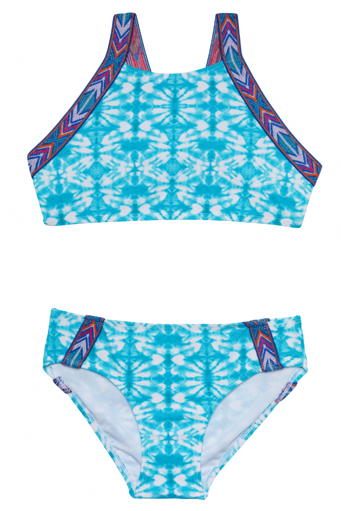 Aerial Vision Two Piece Bikini