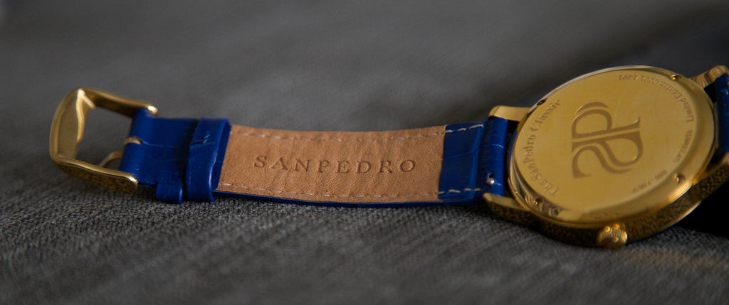 sanpedrowatches.com, sanpedro watch, sanpedro, sanpedro uhr, leather watch straps, quartz watch, watch bands, rose gold watch, waterproof watch, gold watches for women, black watches for men, rose gold watches for women, mens rose gold watches
