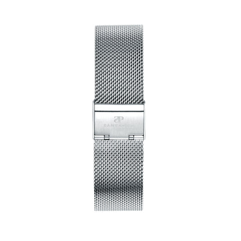 Silver Mesh Strap - Sanpedro Watches