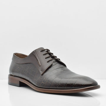 Dynasty Lace-Up Shoes - ZANE FASHION