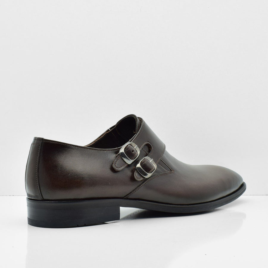 Major Moves Leather Shoes - ZANE FASHION