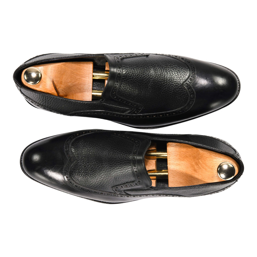 ZANE® Simone Loafer in Black 4977BLK - ZANE FASHION
