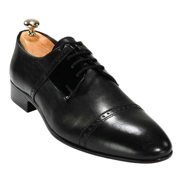 Filippo's Derby in Black 4117BLK - ZANE FASHION