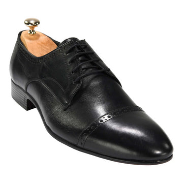 Domenico's Derby in Black 4119BLK - ZANE FASHION