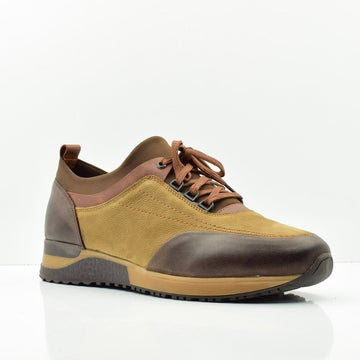 Star Fall Brown Casual Shoes - ZANE FASHION