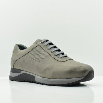 Playful Focus Olive Casual Shoes - ZANE FASHION