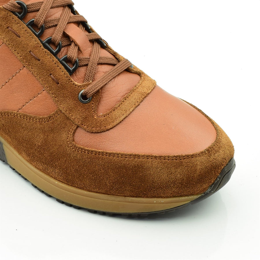 Momentum Brown Casual Shoes - ZANE FASHION