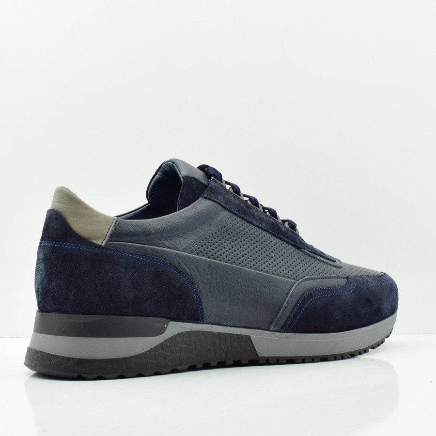 Limitless View Navy Casual Shoes - ZANE FASHION