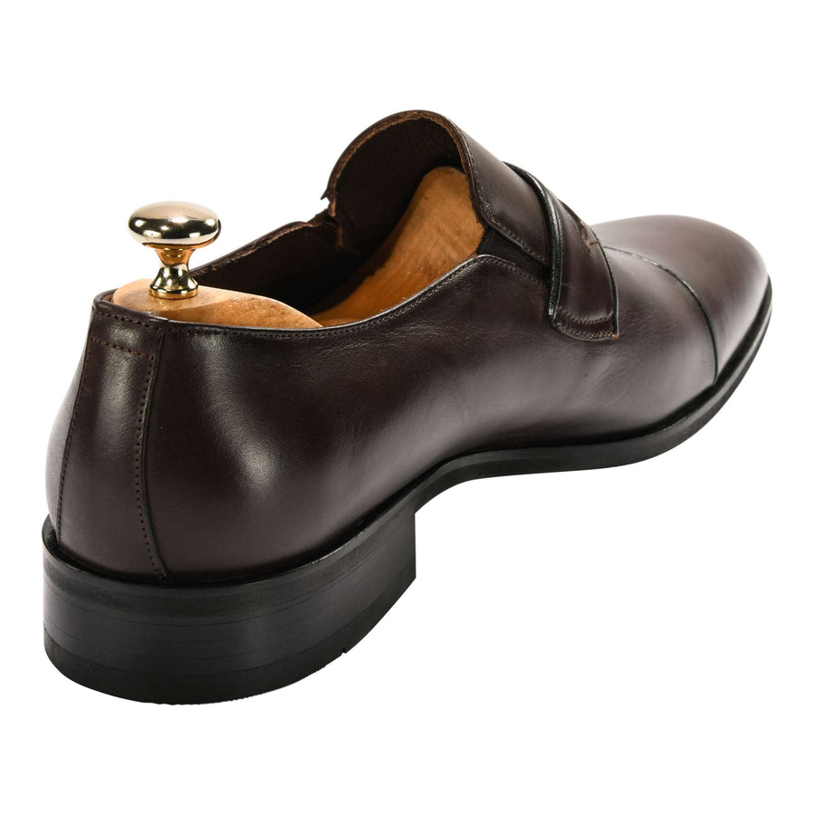 ZANE® Marco's Loafer In Brown 4551DBR - ZANE FASHION