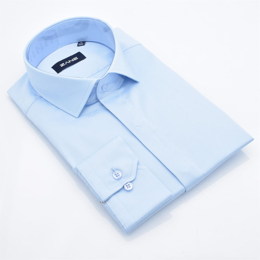 ZMC8812 - Blue Flawless Bliss Slim Fit Shirt