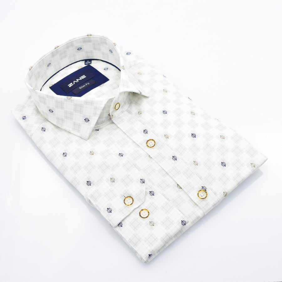 ZMC8840 - Slim Fit Premium Cotton Shirt