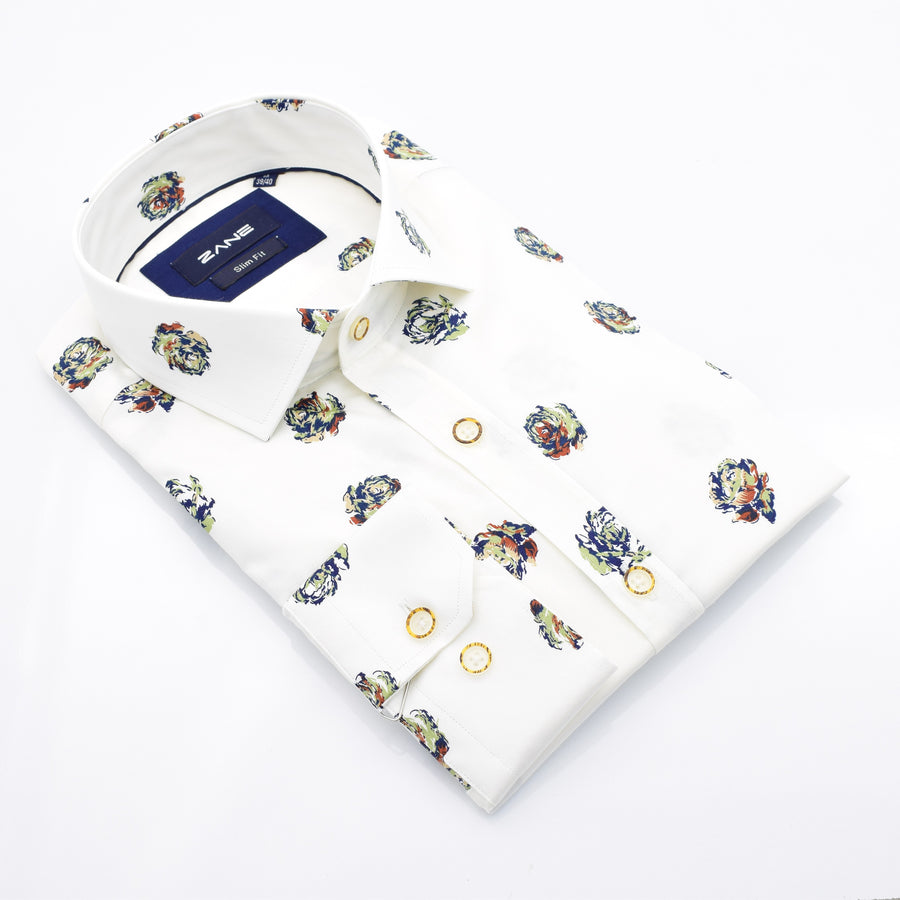 ZMC8836 - Slim Fit Premium Cotton Shirt