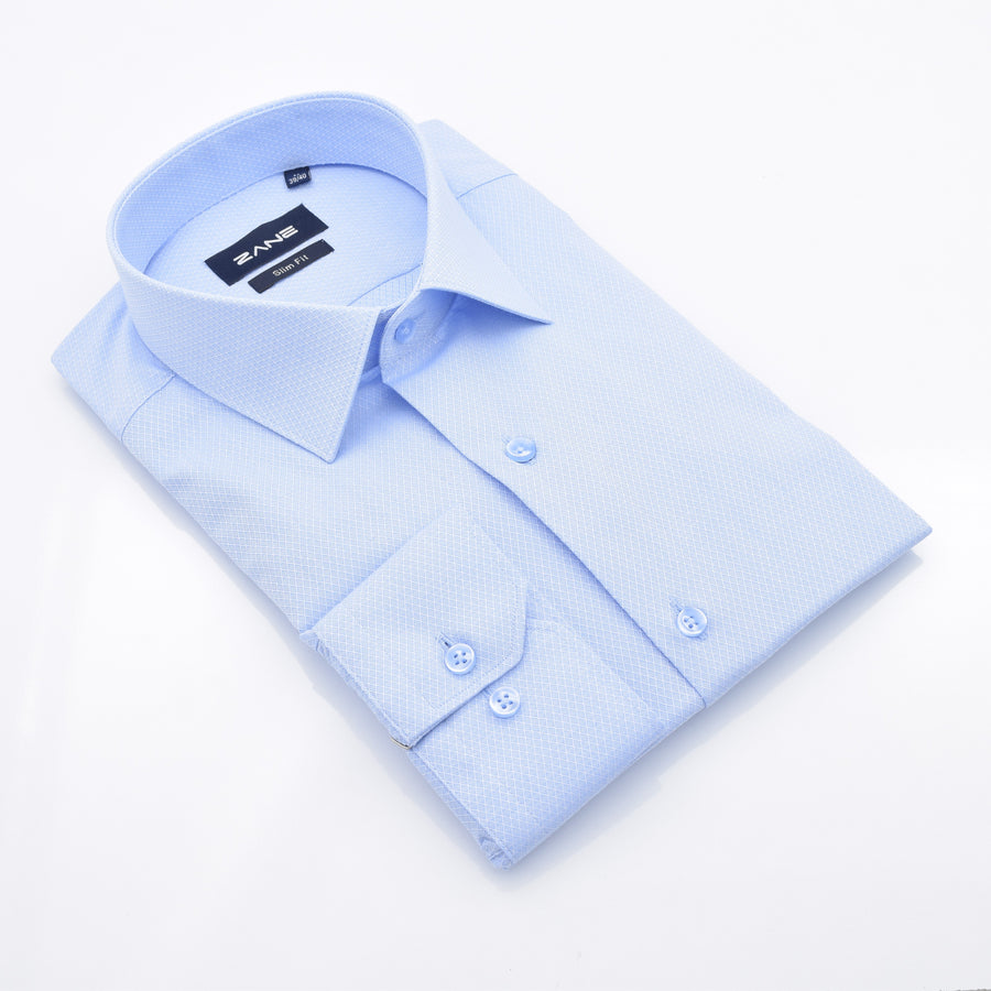 ZMC8832 - Blue Slim Fit Shirt