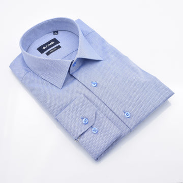 ZMC8834 - Blue Slim Fit Shirt
