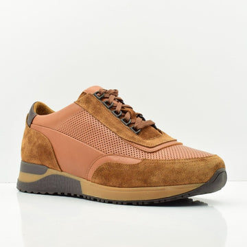 No Pressure Brown Casual Shoes - ZANE FASHION