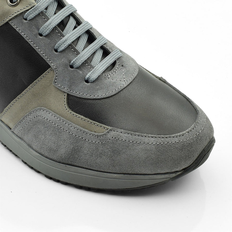 Cyclops Gray Casual Shoes - ZANE FASHION