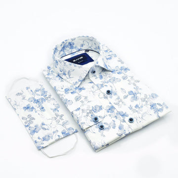 Majestic Will Slim Fit Shirt - ZANE FASHION