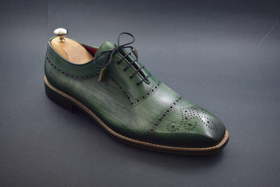 Good Fortune Luxury Leather Shoes