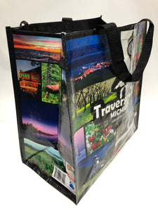Traverse City Reusable Tote Bag