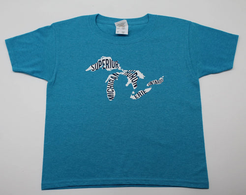 Great Lakes Kids T-Shirt