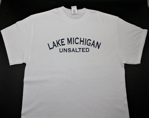 Lake Michigan Unsalted T-Shirt