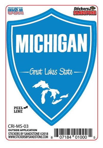 Great Lakes State Shield