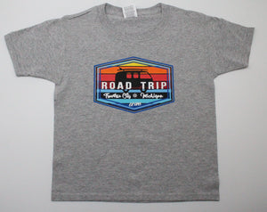 Traverse City Road Trip Kids T-Shirt