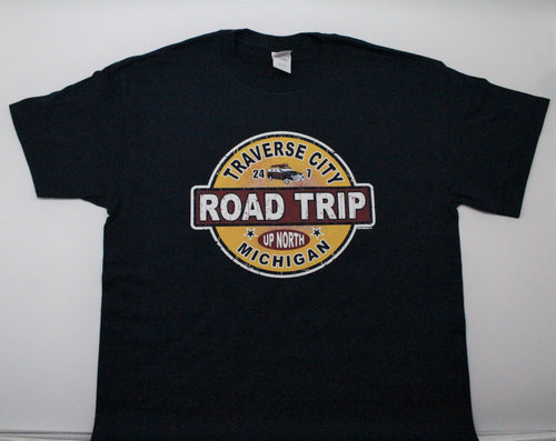 Traverse City Road Trip T-Shirt