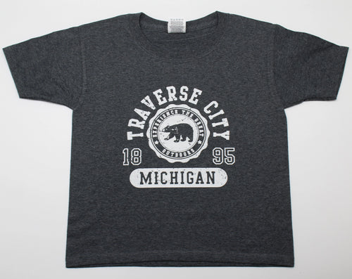 Traverse City Bear Kids T-Shirt