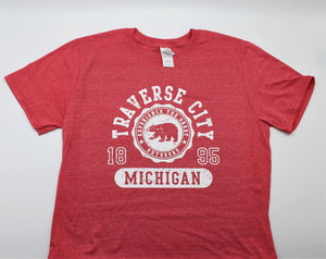 Traverse City Bear T-Shirt