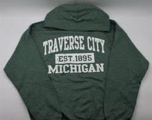 Load image into Gallery viewer, Traverse City EST Pullover Hoodie