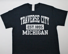 Load image into Gallery viewer, Traverse City Established T-Shirt