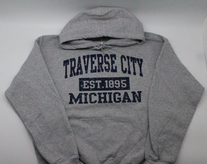 Traverse City EST Pullover Hoodie