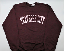 Load image into Gallery viewer, Traverse City Crewneck Sweater