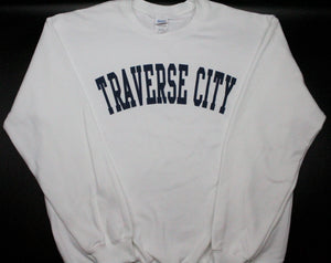 Traverse City Crewneck Sweater